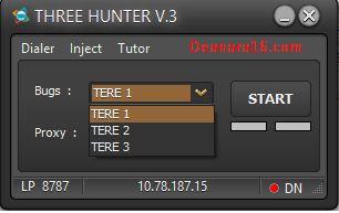 Download Inject Three Hunter 27 Agustus 2014