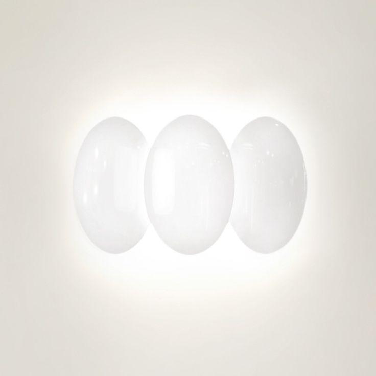 Obolo Wand- & Deckenleuchte von Milan Iluminacion bei ikarus