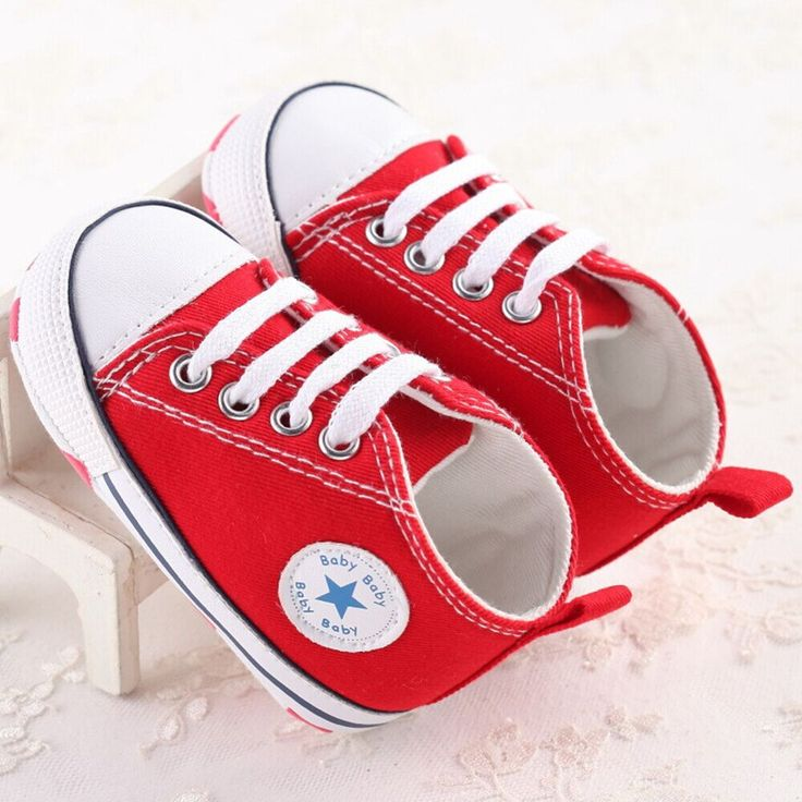 2016 New Fashion Cute Stars Baby Shoes 3 Colors Lace up Shallow Newborn Infant Kid First Walkers #>=#>=#>=#>=#> Click on the pin to check out discount price, color, size, shipping, etc. Save and like it!