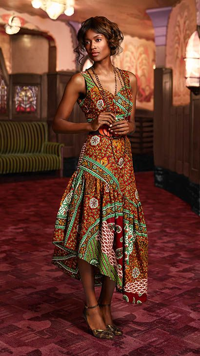 Moda africana tendência by Paulo Borges                              …