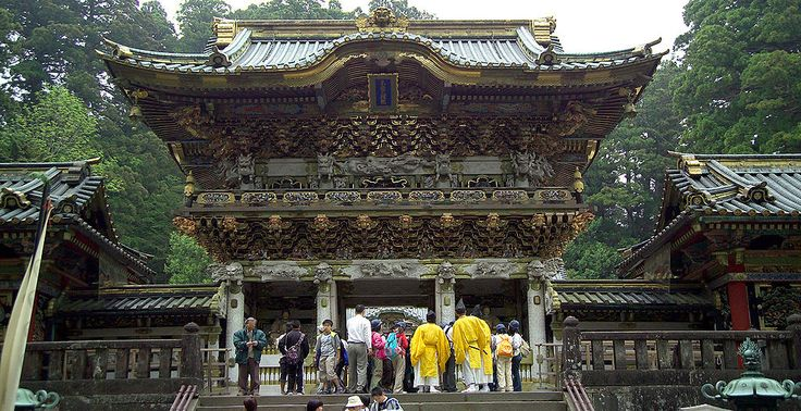 NikkoYomeimon5005 - Japanese architecture - Wikipedia