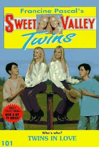 Twins in Love - Sweet Valley Twins