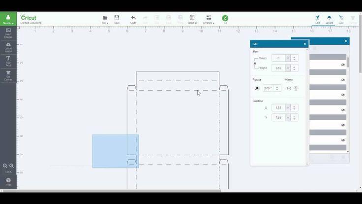 Cricut Design Space Recreating Score Lines In Svg Files