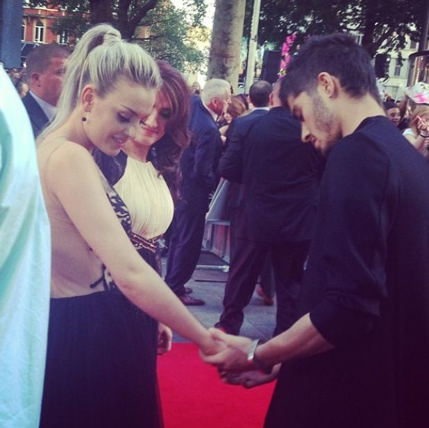 123 Best Zerrie Images On Pinterest Famous People Zayn Perrie