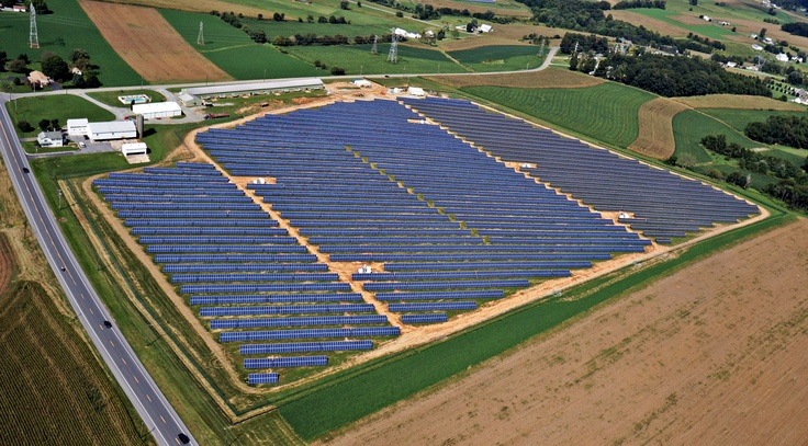 17 Best Images About Utility Scale Solar On Pinterest