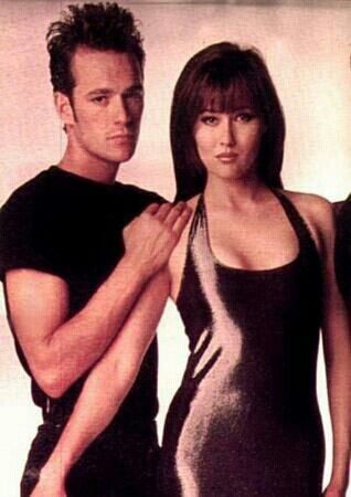 luke perry and shannen doherty relationship