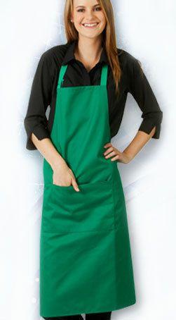 Blank Clothing - SKILLET | apron plain easy-care | full bib