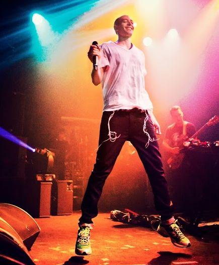 Reggae hip hop superstar Matisyahu live at House of Blues Cleveland!