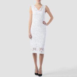 White Dresses by Joseph Ribkoff   1ère Avenue