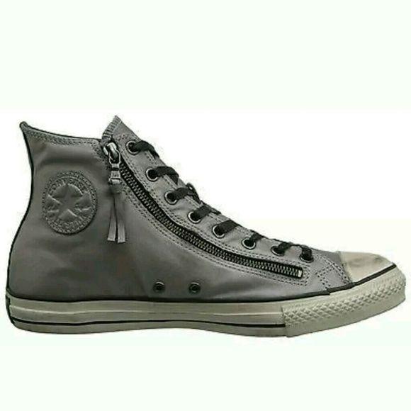 Converse John VarvatosBrush Zipper Hi Top Leather