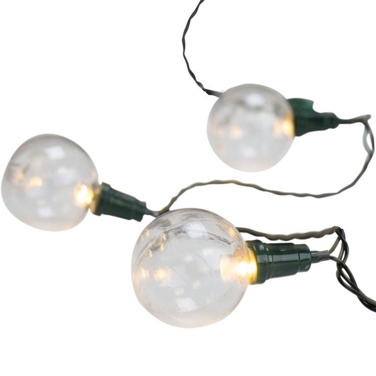 ORB STRING LIGHTS - 20 Lights