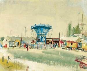 Amusement Park  Endre Vadasz