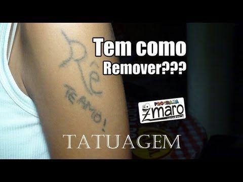 ▶ Remoção de Tatuagem: Zmaro leva Tamara no Lex... (Sobreposição de tatuagem) - YouTube