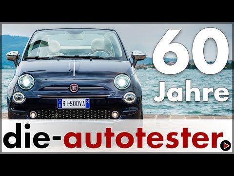 """Der Fiat 500 feiert am 4. Juli seinen 60. Geburtstag. Als der Kleinwagen 1957 auf den Markt kam hat sicherlich niemand damit gerechnet dass zu einer echten Ikone des Automobilbaus werden würde. Der Kleine Italiener mit dem Spitznamen """"Cinquecento"""" begeistert auch in seiner neuesten Fassung Autofans weltweit. Wir schauen uns die Geschichte des Fiat 500 an und zeigen seine Entwicklung von den Anfängen bis heute. Quelle: http://ift.tt/1ISU4Q3  Gerne kannst Du unsere Videos kostenlos auf Deine…"""