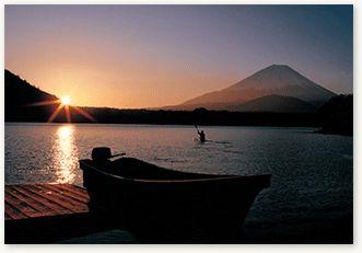 本杉八郎さん撮影 富士山