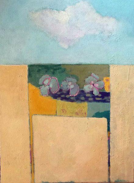 Lita van Engelenhoven heeft haar opleiding gevolgd aan de Nieuwe Academie voor Beeldende Kunst in Utrecht. Haar schilderijen geven een verstilde kijk op de werkelijkheid. De titel van het schilderij verwijst eerder naar de inhoud, dan naar de voorstelling.