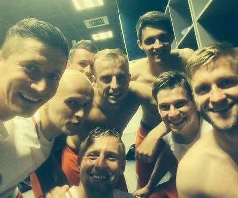Nasi zadowoleni po zwycięstwie z Irlandią Północną Polska Euro 2016