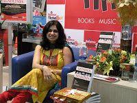 Featured in Karachi's Jumbo Publishing Blog: Author Shweta Ganesh Kumar grows in stature with third book