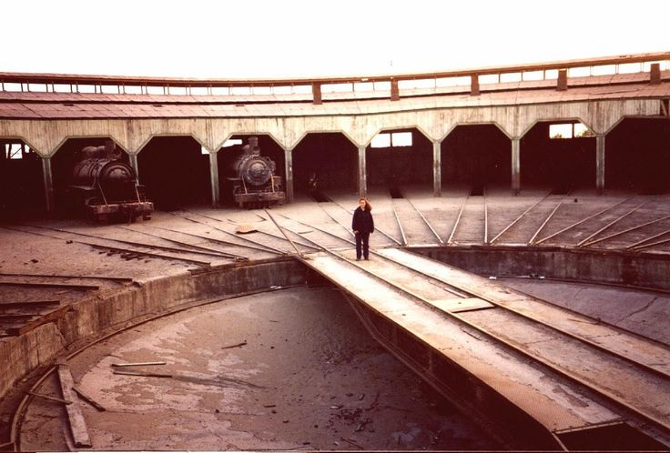 Baquedano Railway Museum in the northern desert region of Chile. And a great post on words that start with B and refer to Chile. Read more here http://jveronr.blogspot.com/2014/09/describing-chile-with-words-that-start.html