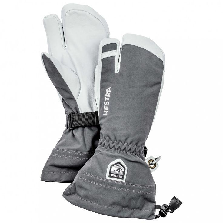 Hestra Army Leather Heli Ski 3 Finger - Handschuhe Herren | Versandkostenfrei | Bergfreunde.de