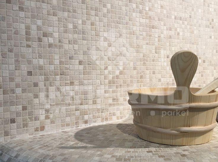 Design Handdoekenrek Keuken : Natuursteen, impermo, natuursteen ...