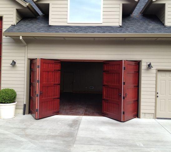 Bifold Traditional Garage Doors
