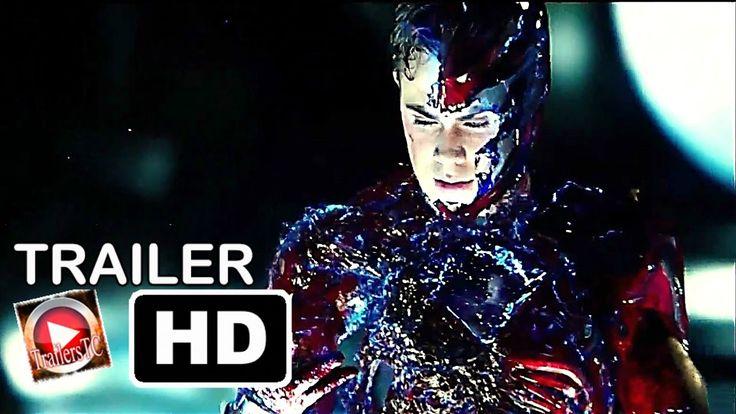 Llegan los nuevos POWER RANGERS y su nuevo trailer. #PowerRangersMovie