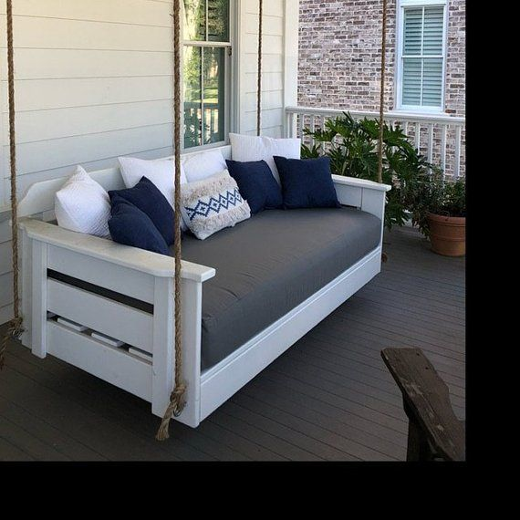 This Listing Is For A Swing Mattress Cover And Pillows That You