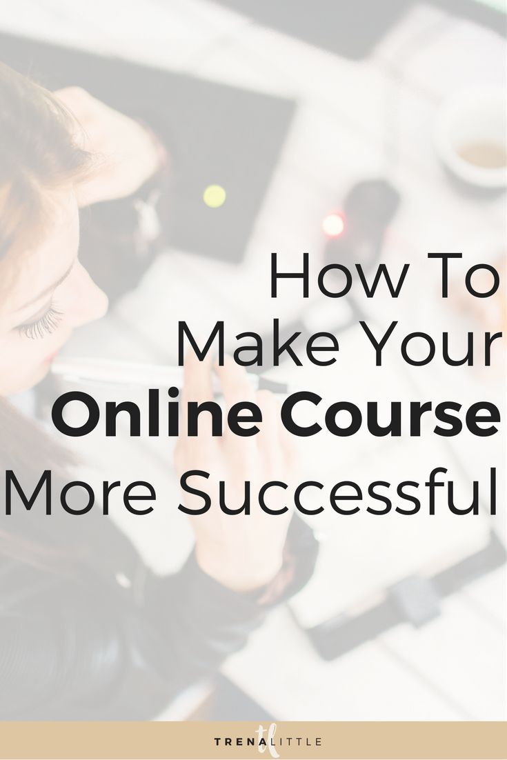 Do you want to make the most out of your online course? Or do you want to charge more for your course and have people actually pay for it? In my latest video and blog post I'm giving you tips on why you need to incorporate video into your course and how you can do it! Click the link to watch!
