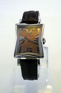 Hamilton Watch Company released the first Chatham model in 1953. The designers put it in a 14kt gold case. They attempted to create an Art ...
