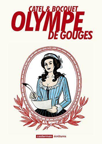 Femme de lettres engagée, Olympe de Gouges a lutté pour l'abolition de l'esclavage et les droits des femmes. Opposée à Robespierre et aux ultra-révolutionnaires, elle est guillotinée en 1793, à 45 ans. Passionnée de Rousseau, elle savait lire, écrire. Son théâtre s'est imposé à la Comédie Française et tout le monde connaît sa Déclaration de la femme et de la citoyenne, dont seul l'article sur le divorce a été adopté par la Révolution. Rigueur historique, beau portrait de femme.