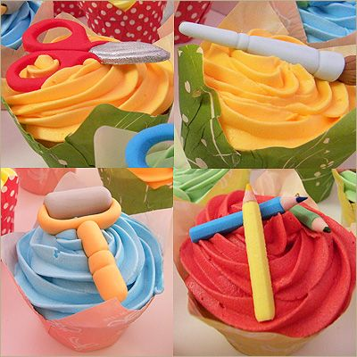 Cup Cakes Mr Maker