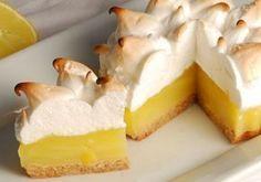 En esta nota te presentamos la receta del clásico lemon pie para que hagas en tu casa!