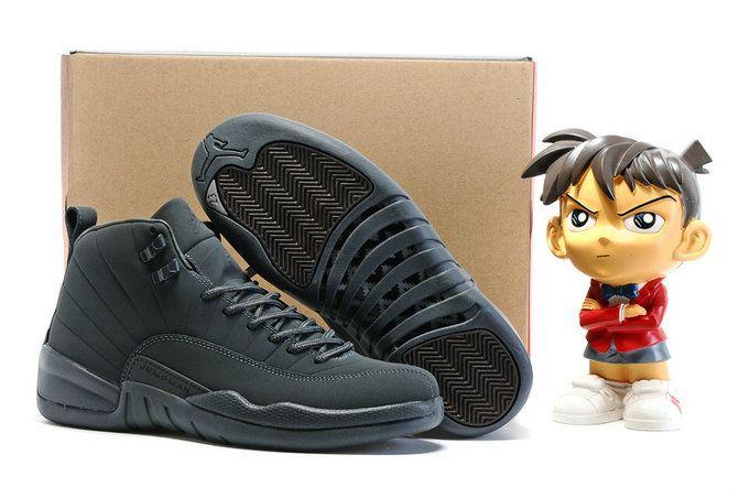 afc2d453bcb Authentic Cheap Air Jordan 12 Shop with Confidence Jordan 12 Pubic School  PSNY AJ12 130690-003 Basketball Shoes for Sale
