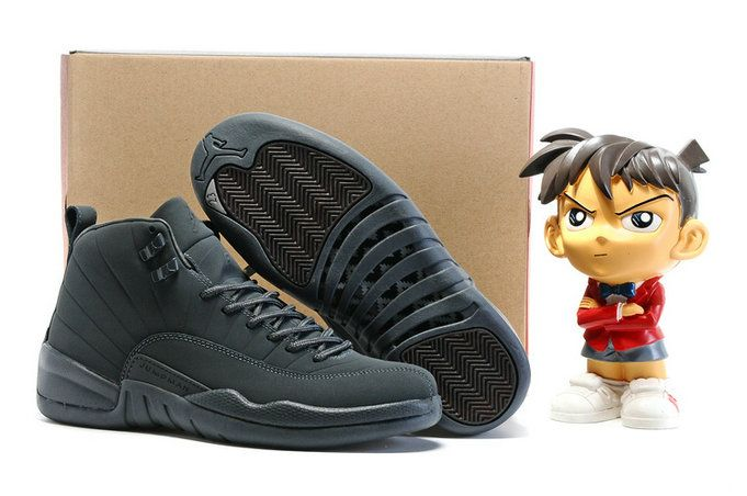 253b18055cb Authentic Cheap Air Jordan 12 Shop with Confidence Jordan 12 Pubic School  PSNY AJ12 130690-003 Basketball Shoes for Sale