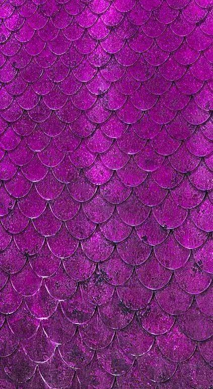 Cute Mermaid Phone Wallpaper Escama De Peixe Escama De Peixe Roxo Escama Roxa