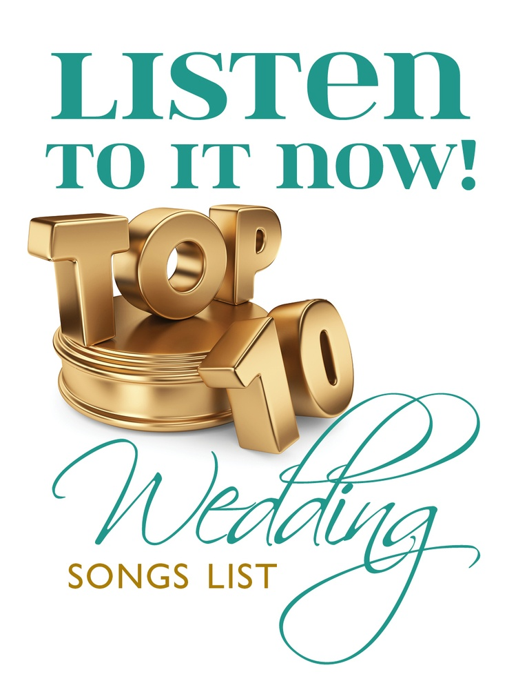 13 Best Wedding Music Images On Pinterest Wedding Stuff Wedding