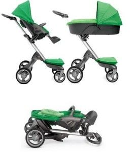 The Stokke Xplory Stroller... love the modern carriage