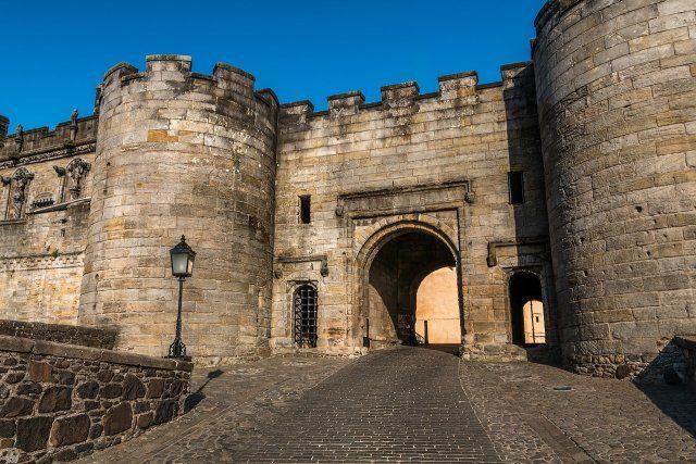 Le Château de Stirling et son spectre de la Green Lady... #chateau #ecosse #scotland #castle #hauntedcastle #chateauhante #stirling #stirlingcastle #travel #visit #europe #voyage #world #ghost
