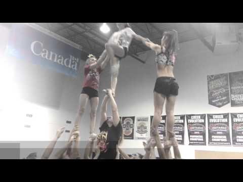 PCT Cobras Original Sin | All-Star Cheerleading and Tumbling | Mississau...