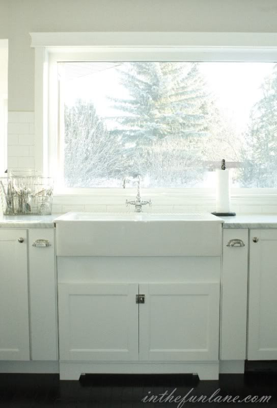 Martha Stewart Cabinets Sink Section This Is An Ikea Sink Notice Small Pullout Cabs On Both