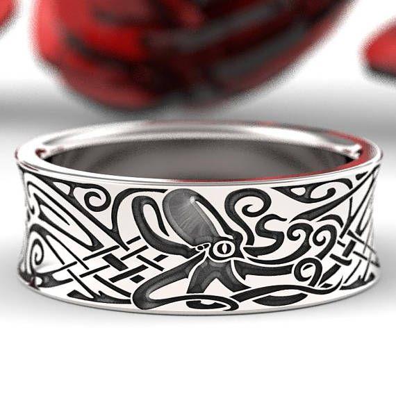 163 best Wedding Rings images on Pinterest Rings Titanium