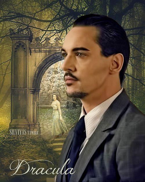 Alexander Grayson #Dracula