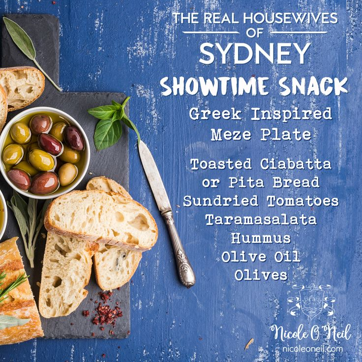 Get your Greek on with this Greek Inspired Meze Plate Recipe. Simple and easy to put together, this snack plate is the perfect appetizer for dinner parties and combines toasted ciabatta or pita bread with olive oil, taramasalata and hummus for dipping as well as tasty Mediterranean treats like olives and sundried tomatoes.