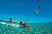 Kitesurfing is most favorite kind of sport in Mui Ne, Vietnam #kitesurf #Vietnam #surf #sea #goodlife