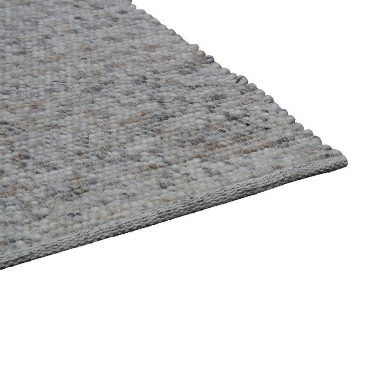 Wollen Vloerkleed Taupe - Vloerkleden - Kleinmeubelen | Design meubelen en de laatste woontrends