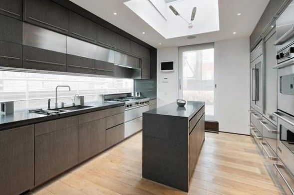 Anderson Cooper's Fashion District Penthouse