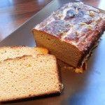 Citroencake met citroenglazuur, tarwevrij, suikervrij, granenvrij, glutenvrij