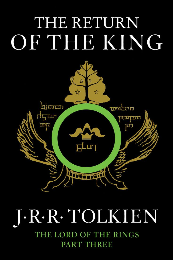 The Lord of the Rings Book 3: The Return of the King