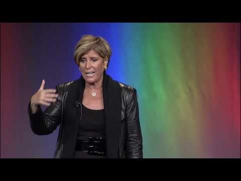 Listen to Suze Orman talk about managing thy money #chick #power